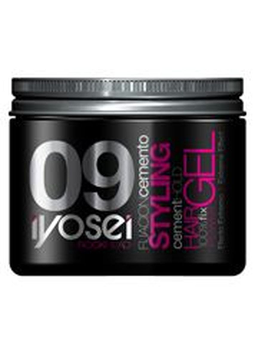 No Color color Styling . IYOSEI 09 CEMEMT HOLD GEL 150G -
