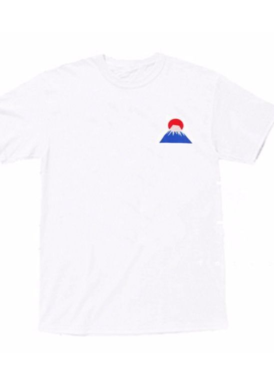 Unisex Tee- Mountain of Fuji | Men's T-Shirts and Polos