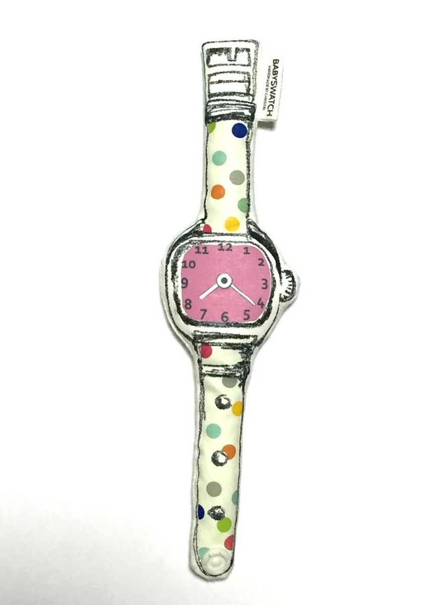 Multi color Accessories . Babyswatch Rattle MONACO08 -