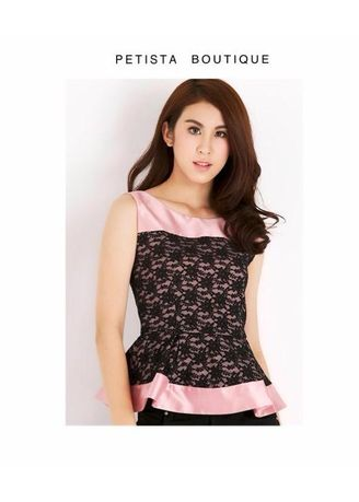 Tops and Tunics . Lady In Lace Collection -