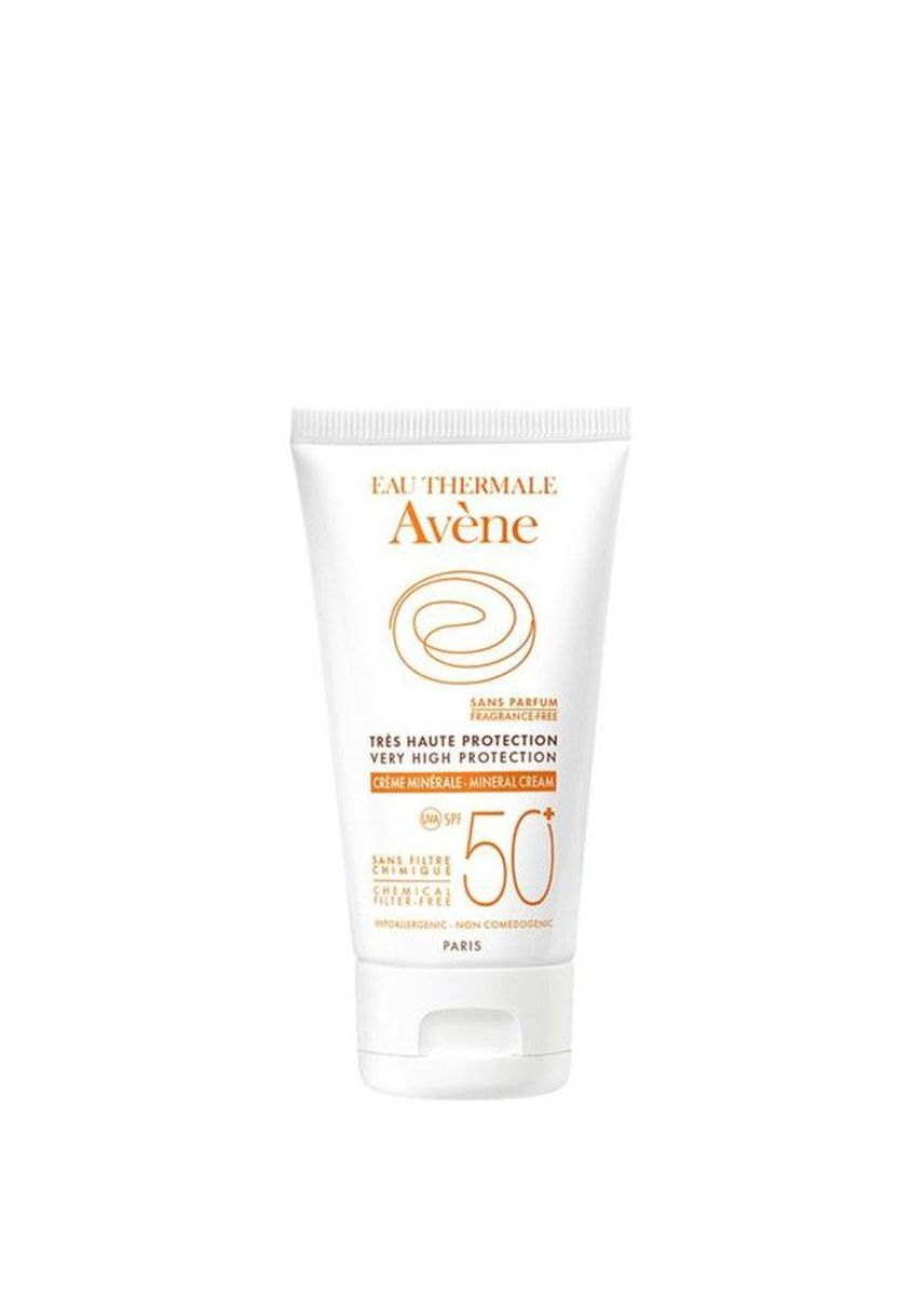 No Color color Other . AVENE Very High Protection Cream SPF 50+ -