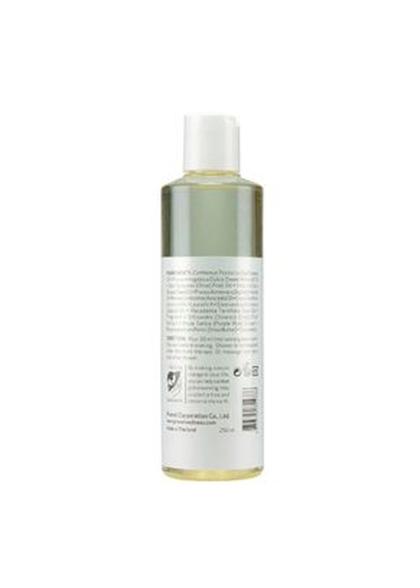 ไม่มีสี color น้ำมันอาบน้ำ . Pranali Jasmine Natural Whitening Milky Bath & Massage Oil 250 ml.  -