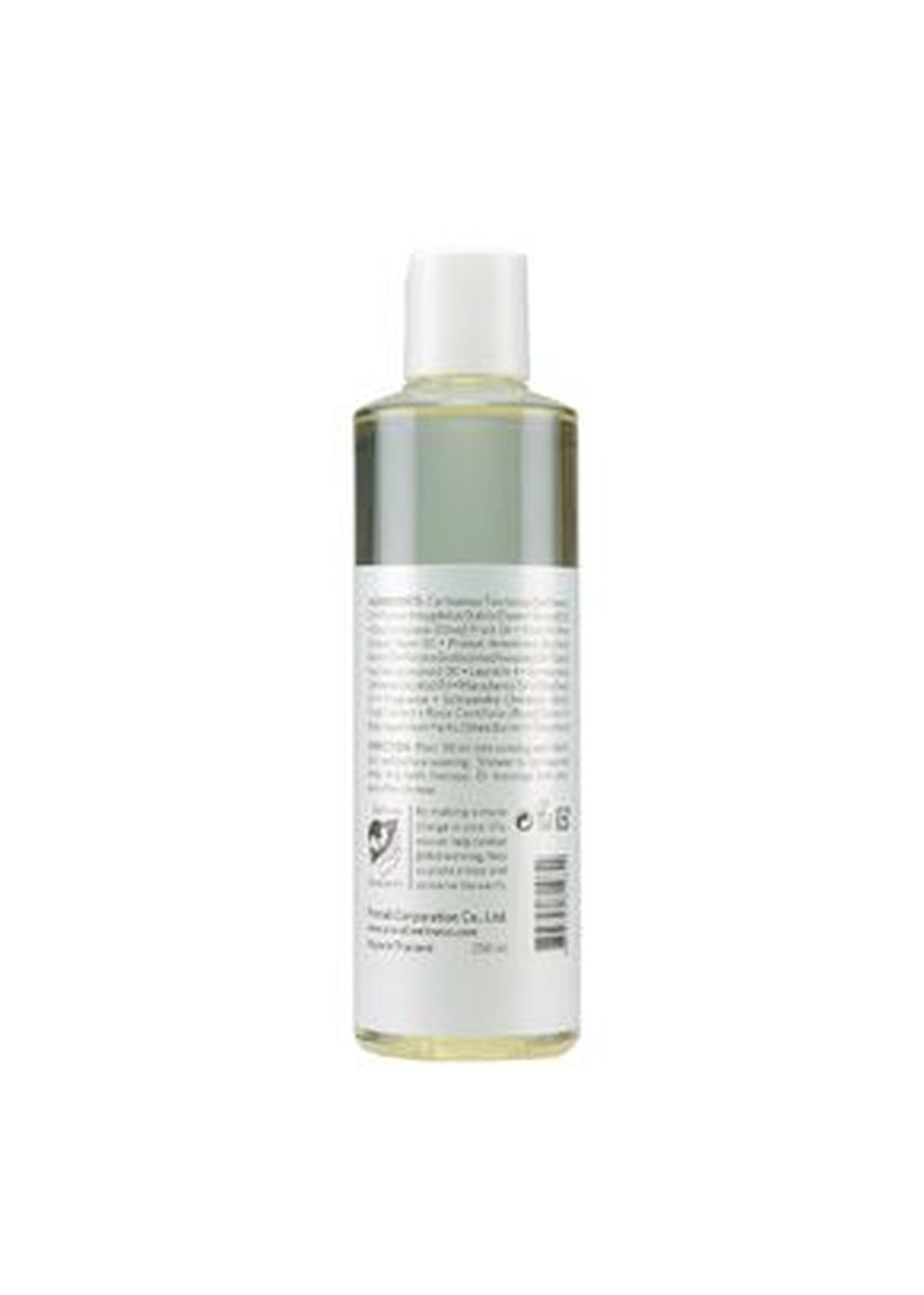 ไม่มีสี color น้ำมันอาบน้ำ . Pranali Rose Natural Hydrating Milky Bath & Massage Oil 250 ml. -