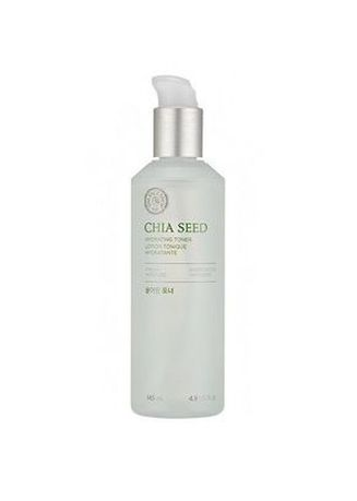 No Color color Toner & Cleanser . THEFACESHOP CHIA SEED HYDRATING TONER -