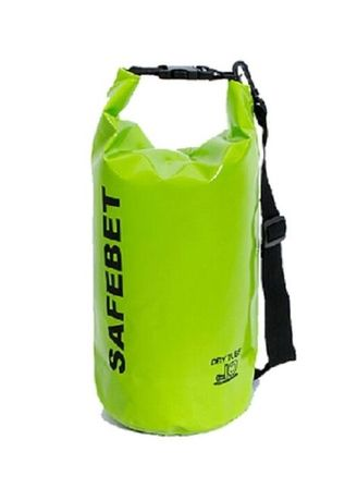 Green color Travel Wallets & Organizers . FIRSTPROJECT SAFEBET WATERPROOF DRY BAG 10 LITER (GRATIS 1 PCS TALI SELEMPANG) -
