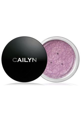 Violet color Mata . Cailyn Mineral Eye Shadow Powder 35 Lilac -