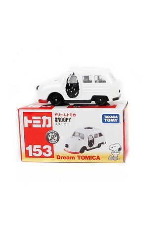 Multi color Toys . Dream Tomica 153 Snoopy -