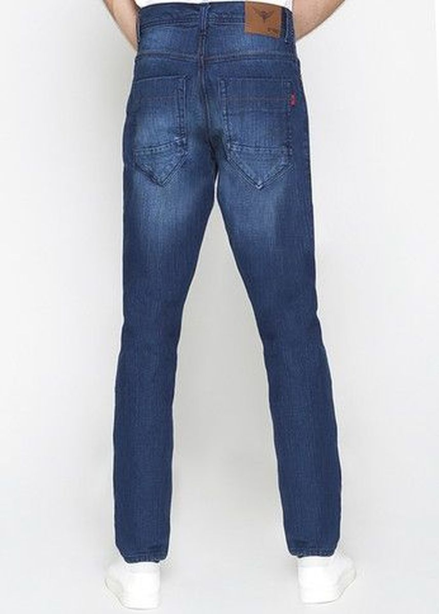 Blue color Jeans . 2Nd Red FS Jeans 121605 -