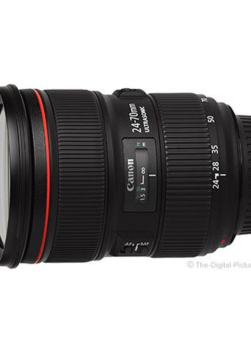. Canon EF 24-70mm f/4 L IS USM -
