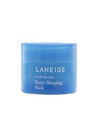 No Color color Serum & Treatment . Laneige Water Sleeping Mask 15ml -