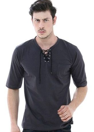T-Shirts and Polos . Crows Denim T-shirt Crows Zero Style Genji Rope -