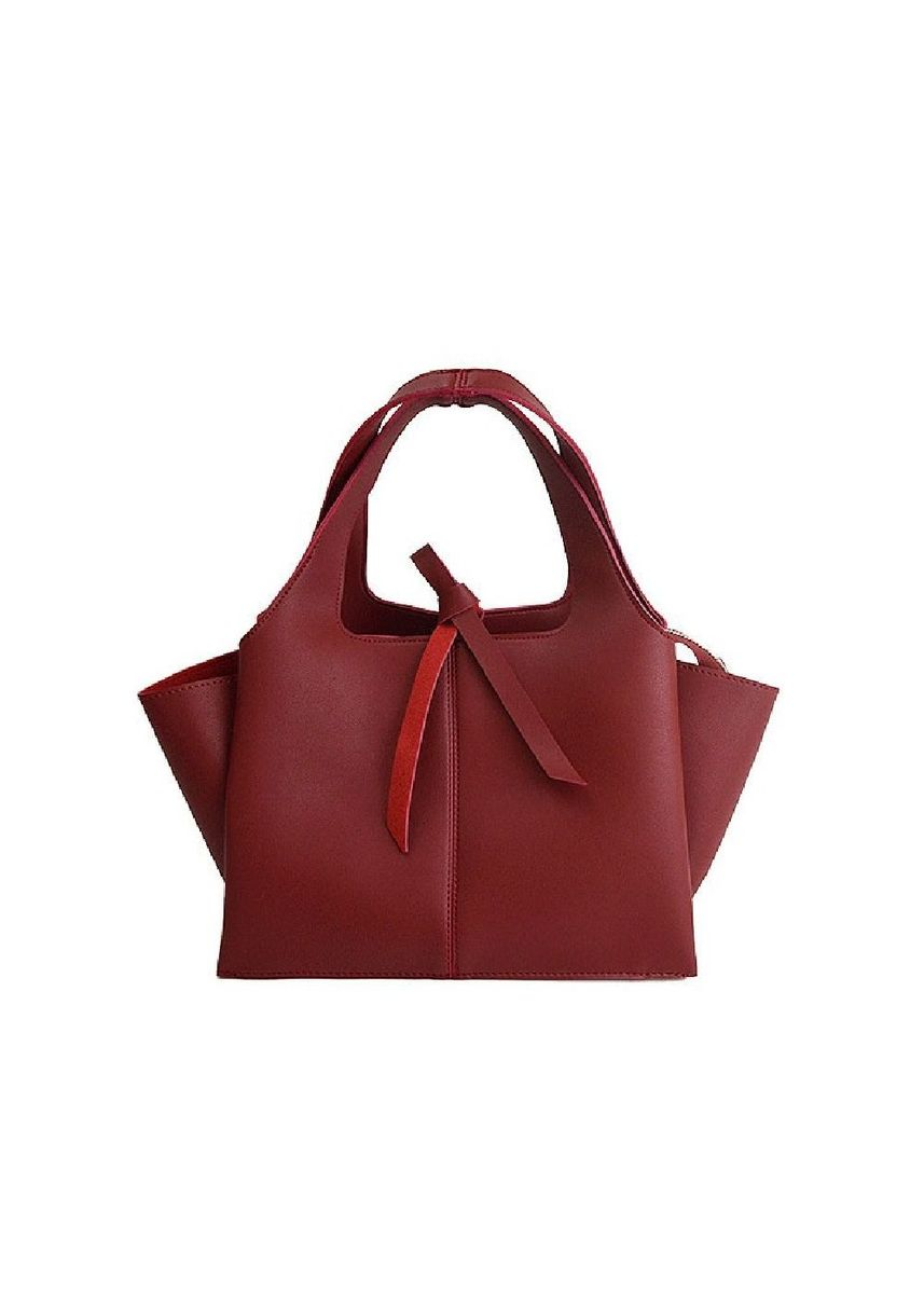 Red color Hand Bags . Korean Lady Tote Bag -
