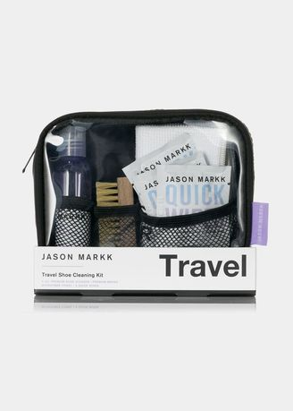 Polishes & Cleaners . Jason Markk Travel Shoe Cleaning Kit -