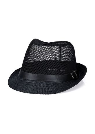 3f930629f38 2017 New in women and men summer sun hat straw casual trilby hat beach hat