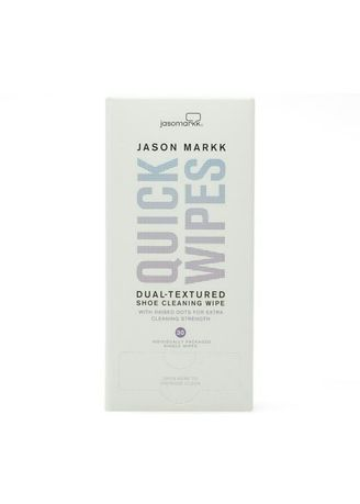 Polishes & Cleaners . Jason Markk Quick Wipes - 30 Pack -