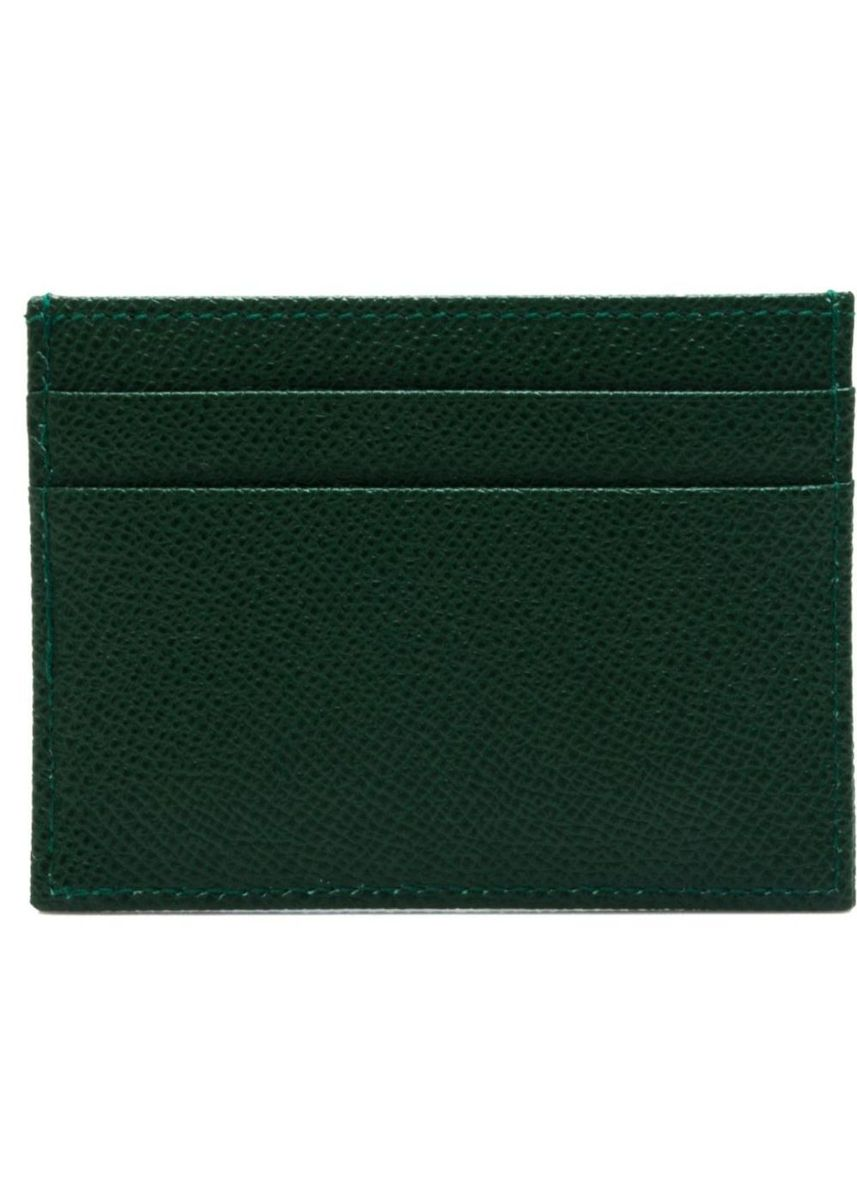 Green color Wallets and Clutches . Dolce & Gabbana Card Holder -