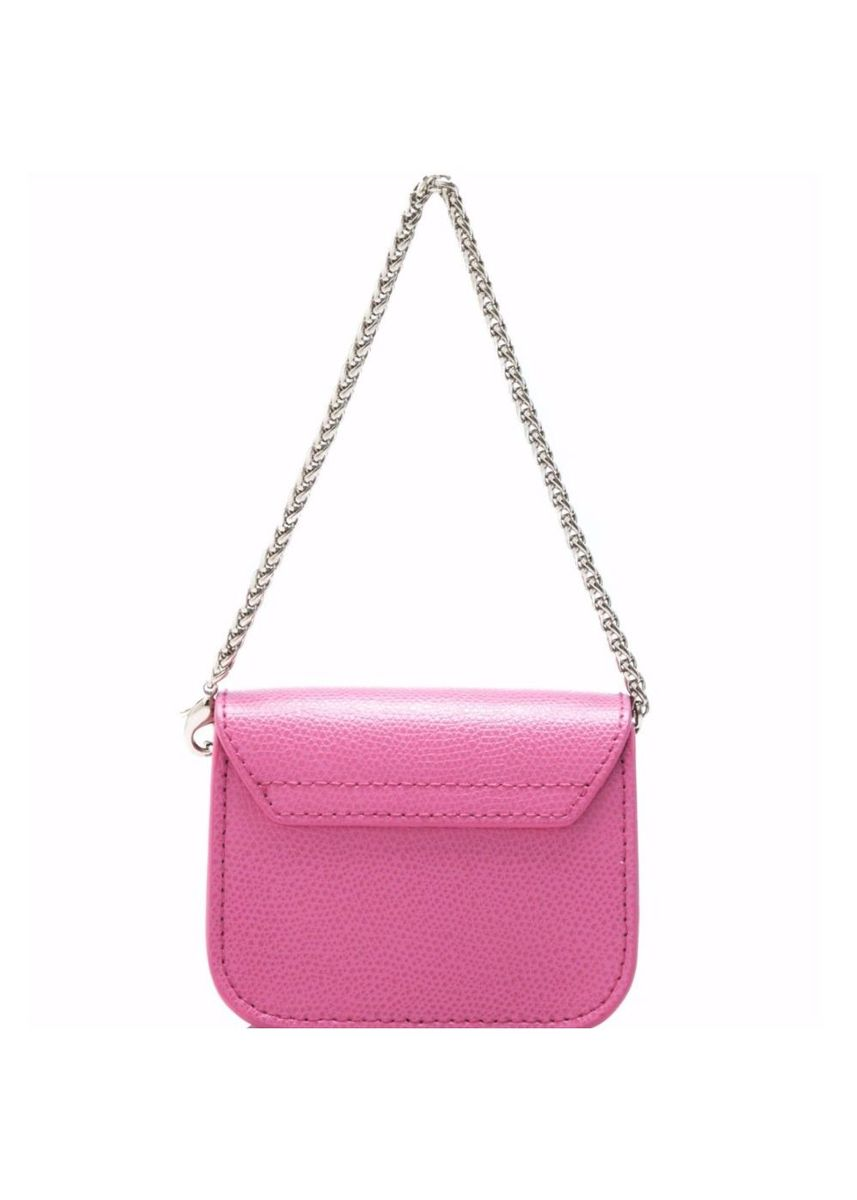 Pink color Wallets and Clutches . Furla Metropolis Cosmetic Case -