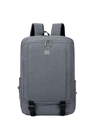 Grey color Backpacks . Original Digital Bodyguard DTBG Business Travel Backpack Laptop Bag D8175W 15.6 Inch Light Grey -