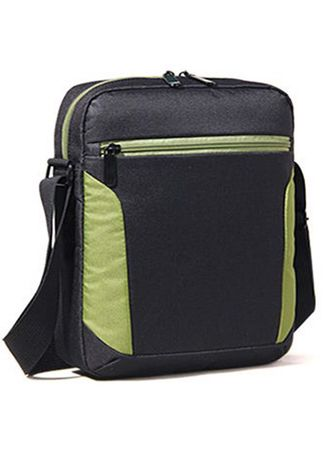 Green color Messenger Bags . Original Digital Bodyguard DTBG Cross Body Shoulder Bag S8304W 9.7 Inch Black Green -