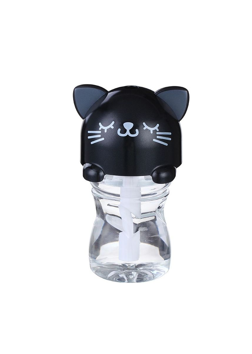 Multi color Home Fragrances .  USB Mini Portable LED Cartoon Bottle Caps Humudifier 280ml  -