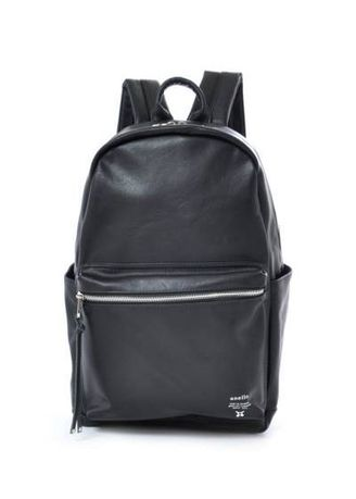 62eb446ed4 ANELLO FULL LEATHER SQUARE BACKPACK -