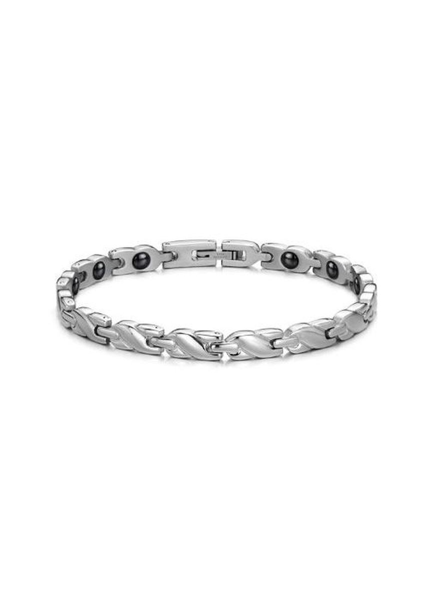 Silver color  . Dreams link Bangle Bracelet -