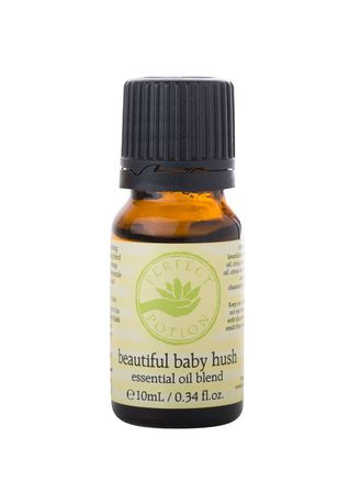 No Color color Body Cream & Oil . Perfect Potion Beautiful Baby Hush Essential Oil Blend -