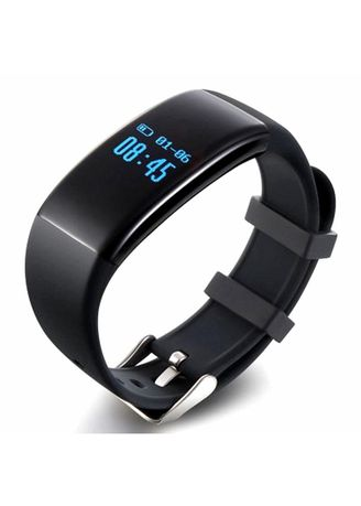 Multi color Analog . DFIT D21 Wristband Heart Rate Smart Watch Smartband Bracelet for Android IOS -