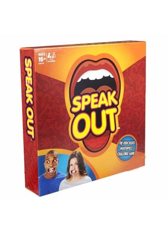 . Speak Out -