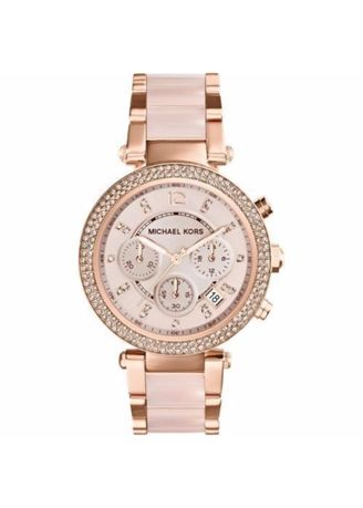 Gold color Analog . Michael Kors Watches Parker Women's Watch MK5896 -