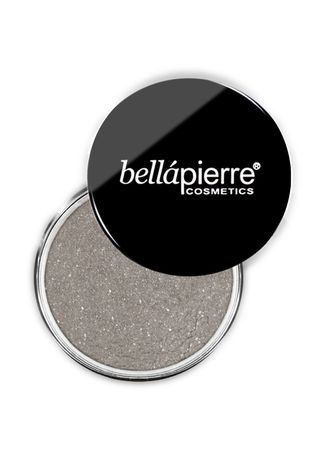 Silver color Eyes . BellaPierre Cosmetics Mineral Makeup Shimmer Powder Tin Man -