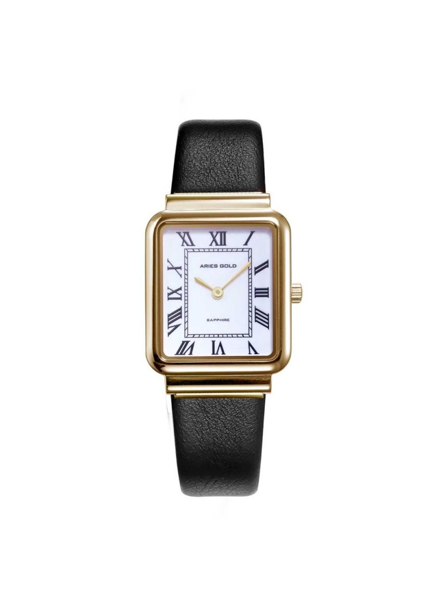 Gold color Analog . Aries Gold Enchant Isabella L 5032Z G-W-L Women'S Watch -