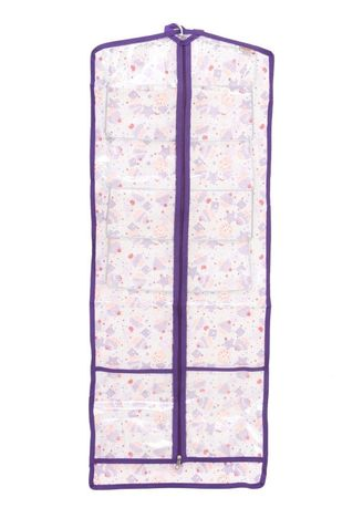 Purple color Storage . RADYSA Hijab Simple Rack Organizer ( HSR ) -