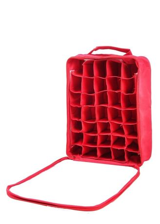 Red color Storage . RADYSA Panty Case Organizer ( PCO ) RANDOM -