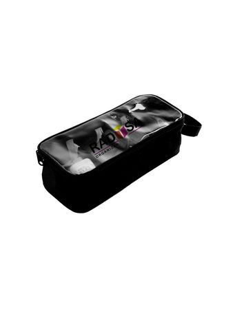 Hitam color Tempat Penyimpanan . RADYSA Travel Charger Organizer / Travel Charging ( TCO ) RANDOM COLOR -