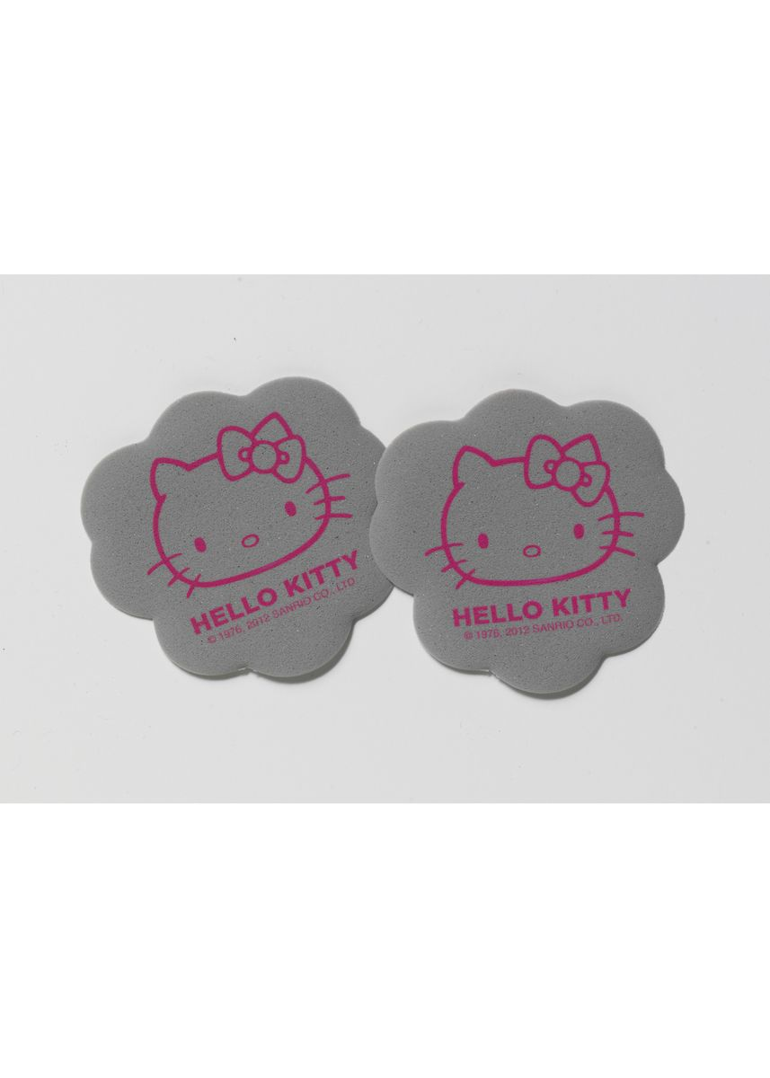 No Color color Inserts . Hello Kitty x Foot Petals Tip Toes (Silver Rose) -