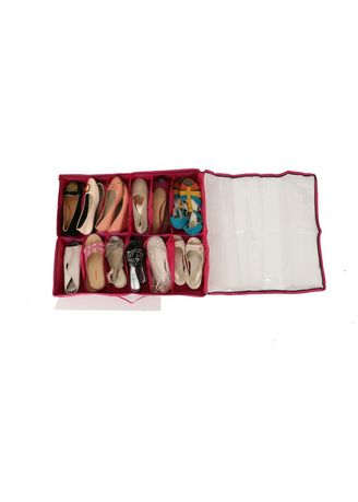 Shoe Storage . Radysa Shoe Case Organizer 12 Sekat -