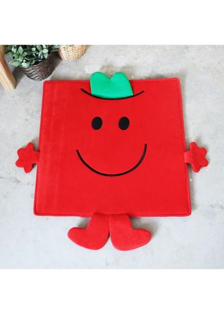 Red color Home Decor . Meykrs Mr Strong Bathrug -