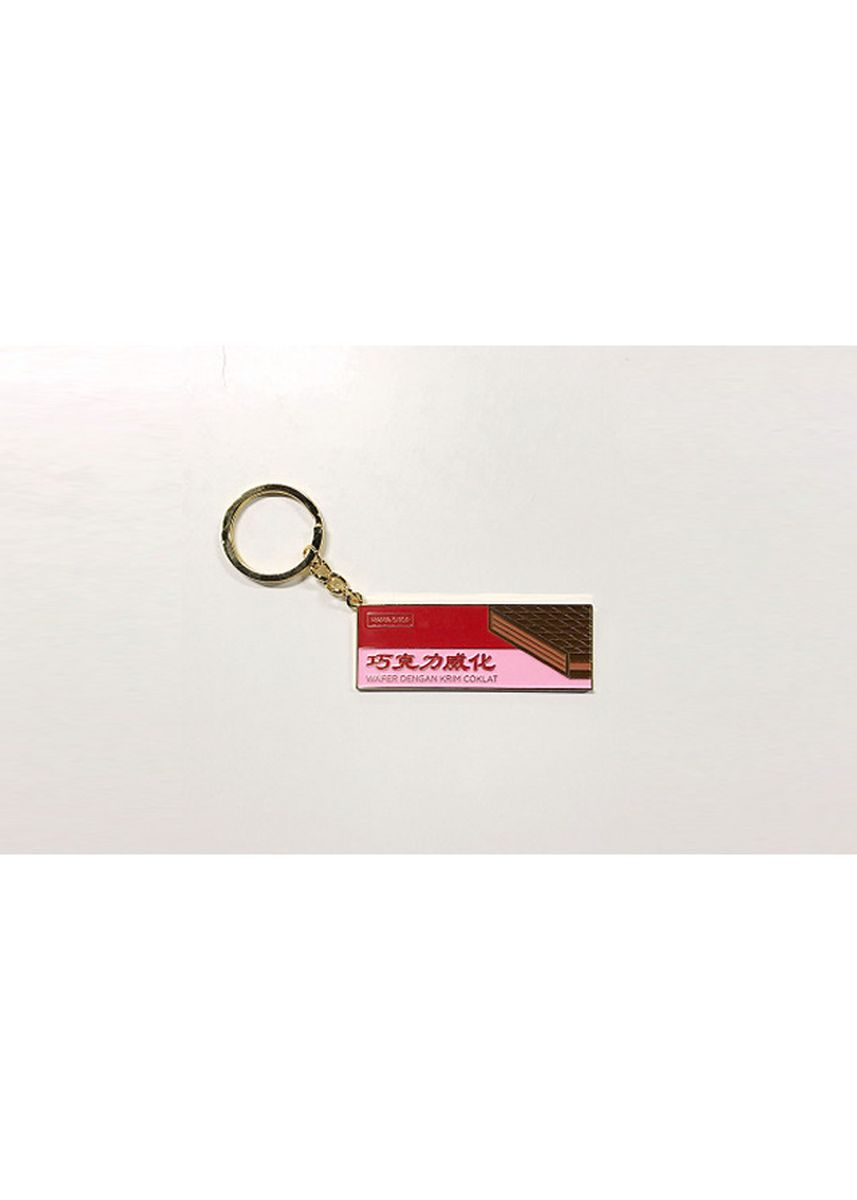 Red color Other . Red Republic Mama Shop Keychains (Chocolate Wafer) -