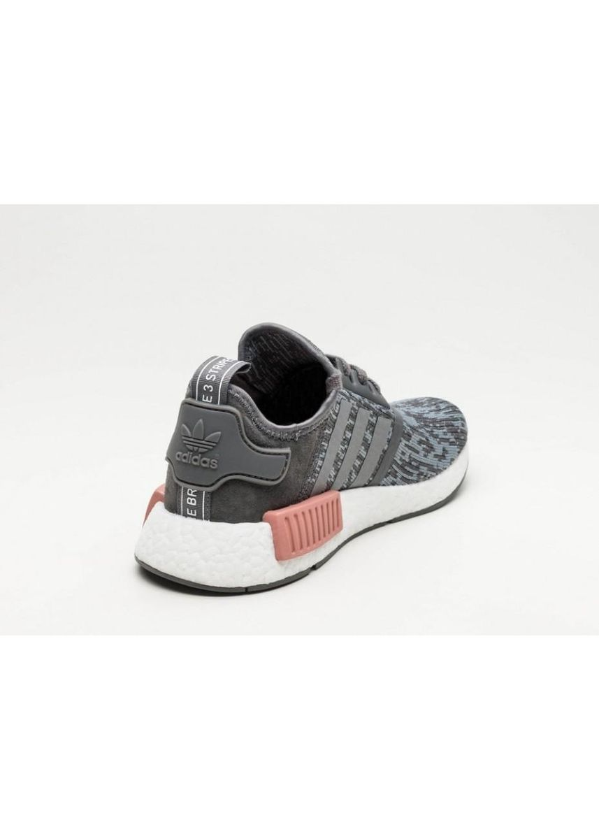 Grey color Casual Shoes . NMD R1 Raw Shoes -