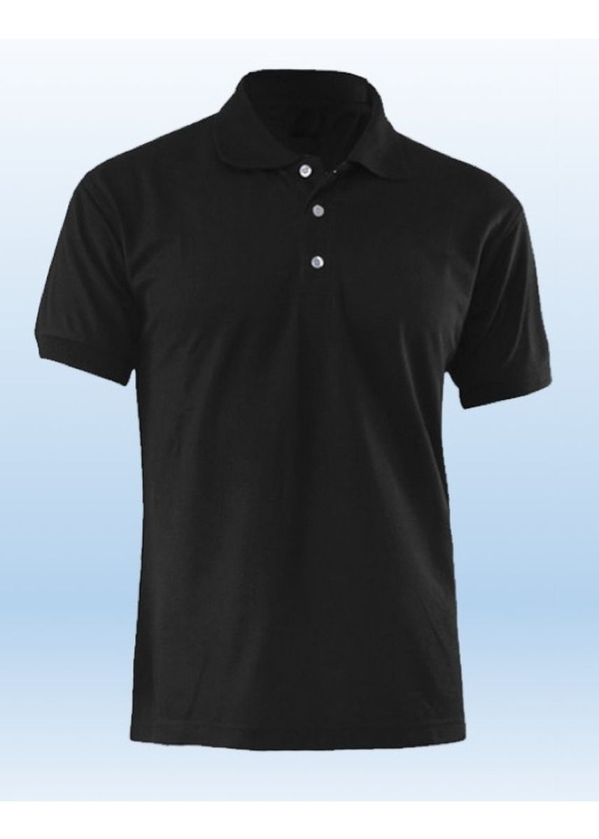 Black color T-Shirts and Polos . Cool and Comfortable Polo Shirt -