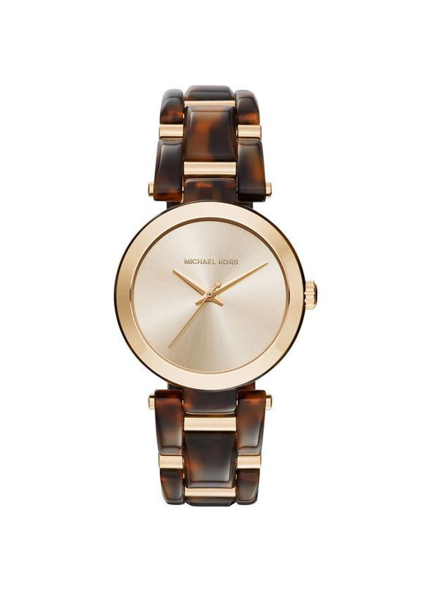 Multi color Analog . 229.Michael Kors Watches Delray Acetate 3 Hand Watch MK4314 -