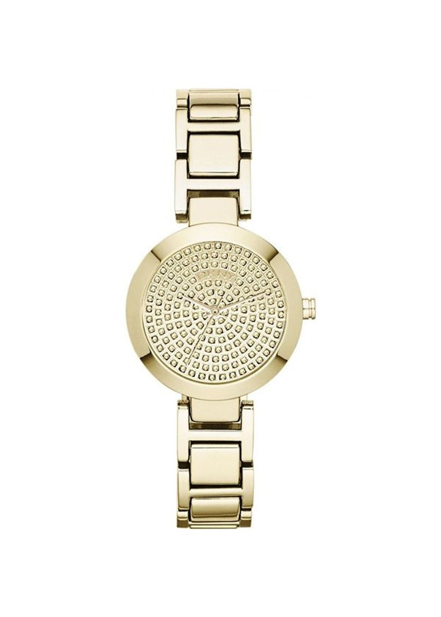 Gold color Analog . 30.DKNY Watch,Gold Tone Glitz Dial Watch NY8892 -