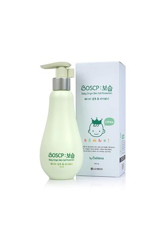 Hair Wash . Babience BOSCP 2-in-1 Baby Shampoo & Body Wash - 245ml -