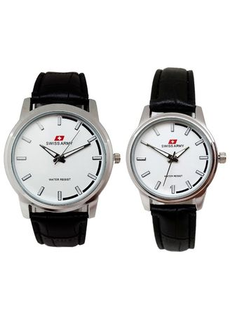 Analog . Demosa Collection - Swiss Army Couple - TW 2078 CP -