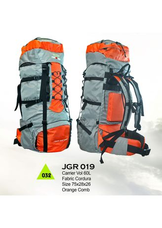 Tas Gunung   Hiking   Adventure Trekking Carrier - JGR 019  30f2b868ef