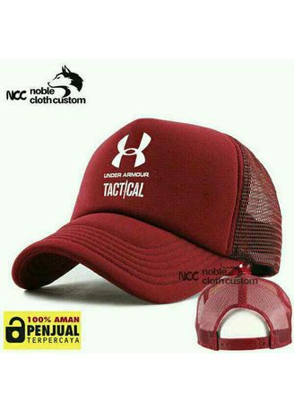 TOPI TRUCKER(JARING-JARING) TACTICAL UNDER ARMOUR  4136bb9f46