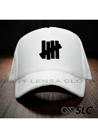 TOPI TRUCKER(JARING-JARING) UNDEFEATED  2d1e9a1c8e