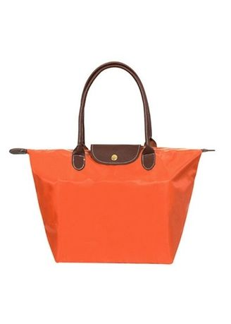Orange color Hand Bags . Omax Classic  Handbags Bag (Small) -