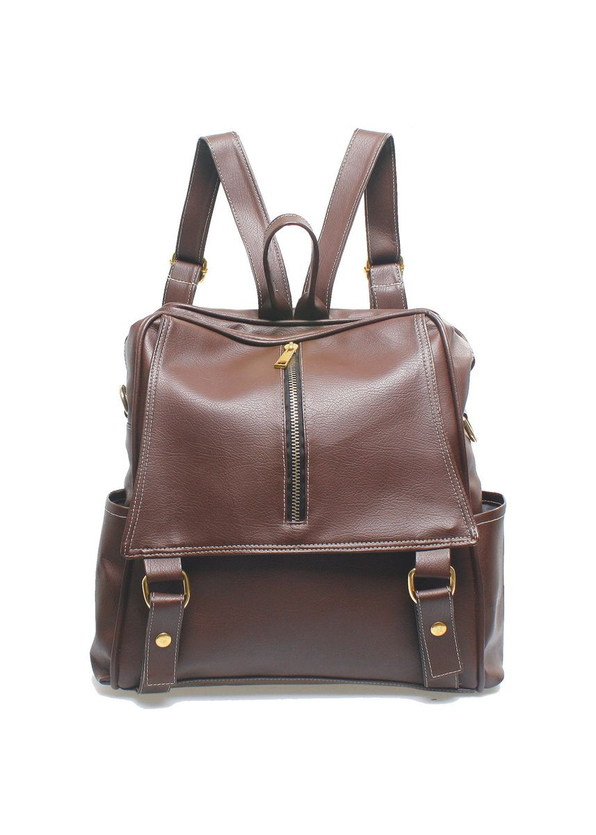 Brown color Backpacks . tas wanita trendy BSM SOGA - BPN 850 -